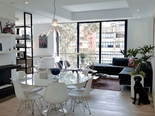 Modern dining room by C | C INTERIOR ARCHITECTURE Modern