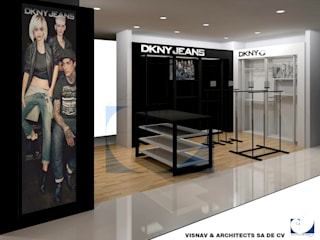 Grupo Visnav Office spaces & stores