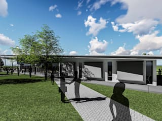 CUT Welkom Cafeteria by Truspace Modern