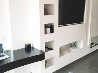 Livings de estilo minimalista por LILURA DESIGN