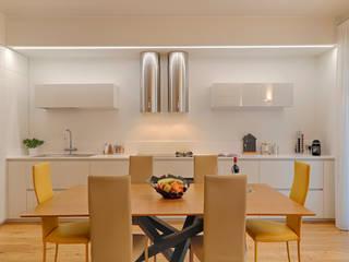 perfect fit Cucina minimalista di studio ferlazzo natoli Minimalista