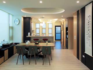 收藏家私宅 根據 DIANTHUS 康乃馨室內設計 現代風