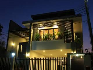 บ้านชานเรือน 2008:   by i am architect CO.,Ltd.