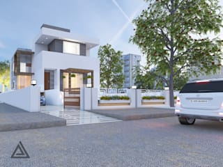 Residental Villa by Abhishek Patel Environ Design Pvt Ltd