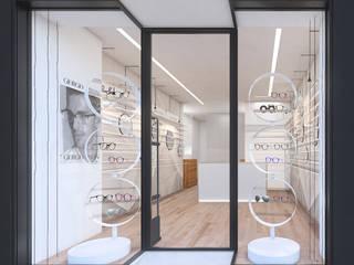 Progetto per un negozio di ottica:  in stile  di smellof.DESIGN,