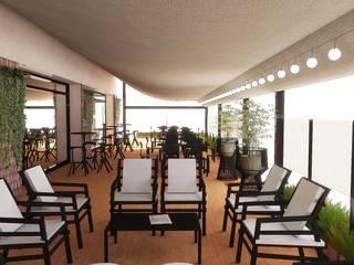 Il ristorante dei sogni:  in stile  di smellof.DESIGN,