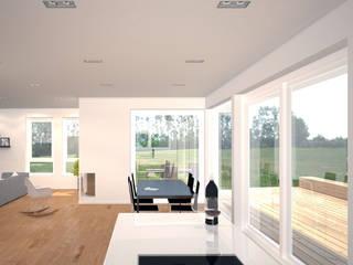 Karl Kaffenberger Architektur | Einrichtung Modern living room