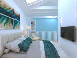 Дизайн-проект дома в Староникольское: Спальни в . Автор – Loft&Home