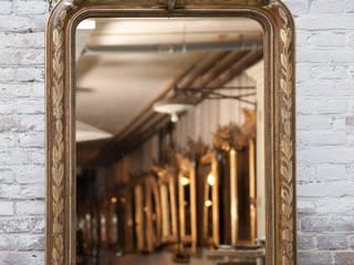 Mirror:  Kantoor- & winkelruimten door Anouk Beerents Antieke Spiegels