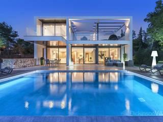 Casas de estilo  por Diego Cuttone, arquitectos en Mallorca