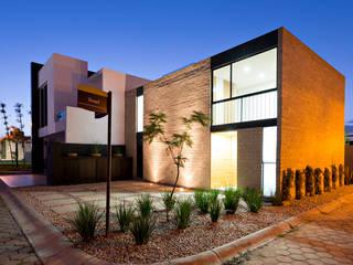 Casa FGN Casas rústicas de Monolito Rústico