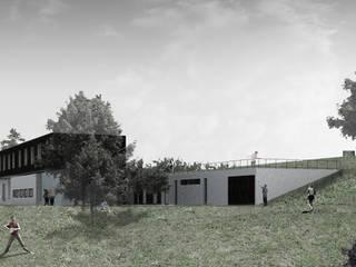 by Leonardo Bachiega Arquitetos Сучасний