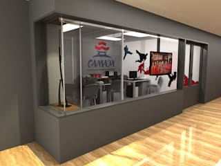 TRIBU ESTUDIO CREATIVO Offices & stores