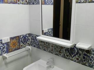 شاليهين توأم مع حديقة و حمام سباحة من TRK Architecture حداثي