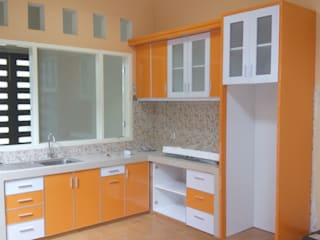Kitchen Set Perumahan Pondok Nirwana Malang:   by  the OWL