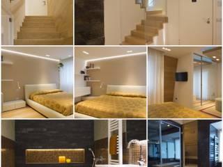 Modern Bedroom by GEP gruppo edile padova di favaro mauro Modern