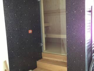Modern Bathroom by GEP gruppo edile padova di favaro mauro Modern