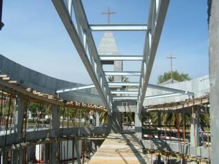 Igreja S. Jo+úo Batista - Martingan+ºa-Pataias: Locais de eventos  por Construções Eugénio Rosa, Lda