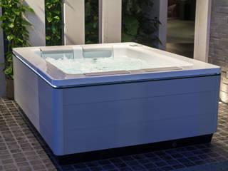 Modern spa by Villeroy & Boch Modern