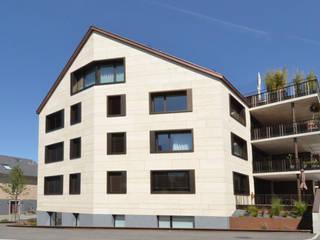 Residenz Gasthaus Wylen, Wilen bei Wollerau SZ:  Häuser von Fröhlich Architektur AG,Landhaus