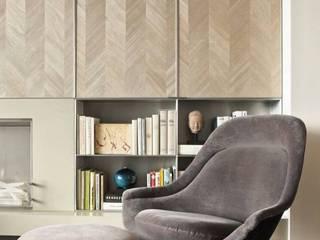 SK Concept Duvar Kağıtları ve Kumaş  – Markalarımız: modern tarz Çalışma Odası