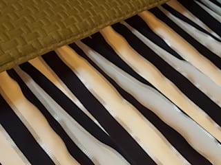 Curtains: modern  by Grey Soft Furnishings, Modern