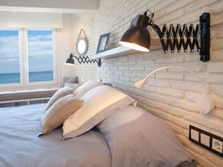 Diseño interior de vivienda: Dormitorios de estilo  de Sube Susaeta Interiorismo