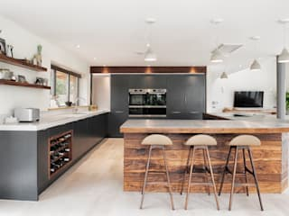 Rose Project Dan Wray Photography Dapur built in
