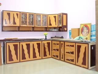 PVC interiors: modern  by keerthipvcinteriors,Modern