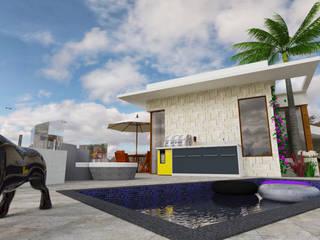 Maisons modernes par Luciana Hoffmann Moderne