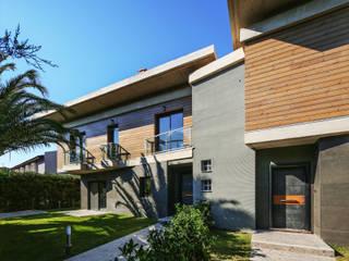 Casas ecológicas de estilo  por Egeli Proje, Moderno