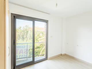 Egeli Proje – Bİrinci Oda:  tarz PVC pencereler