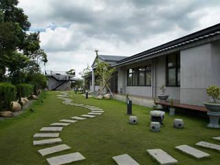 Garden by 夏沐森山設計整合, Asian