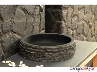 Baños de estilo moderno de ARSLAN KARDESLER MERMER SAN. TİC. LTD. ŞTİ. Moderno