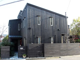 外観その2: 酒井光憲・環境建築設計工房が手掛けた家です。
