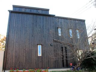 外観その3: 酒井光憲・環境建築設計工房が手掛けた家です。