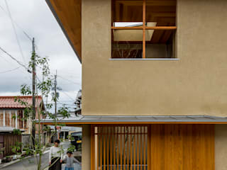 Maisons modernes par HEARTH ARCHITECTS/ハース建築設計事務所 Moderne