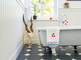 beadboard.de - stilvolle Wandverkleidungen in Küche und Badezimmer Klassische Badezimmer von www.beadboard.de Klassisch