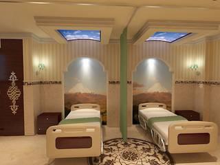 Hospitais clássicos por Quattro designs Clássico