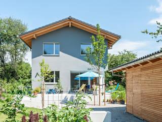 Architekturbüro Schaubが手掛けた省エネ住宅