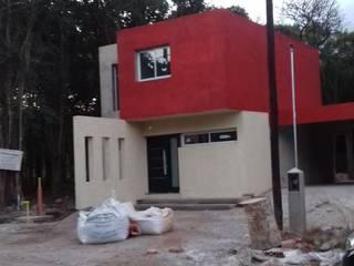 Casa MT: Casas de estilo moderno por Arq. Gerardo Rodriguez