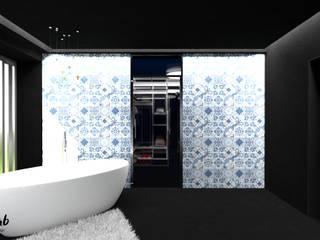 Una piccola SPA privata: Bagno in stile  di IDlab , Eclettico