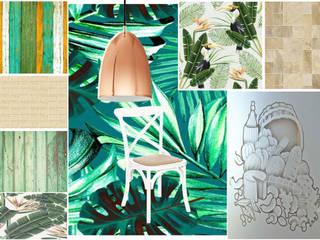 Vivere in un trullo!:  in stile  di IDlab , Tropicale