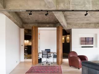 Haus2 in London Rustikale Arbeitszimmer von Wars-Stol Rustikal