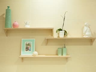 House Ramchurran Redesign Interiors Modern bathroom