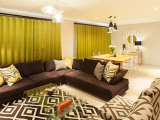 : modern Living room by Redesign Interiors