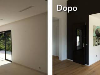 Prima / Dopo MBquadro Architetti