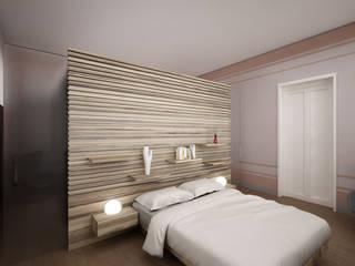VILLA ELENA B&B: Camera da letto in stile  di dga architetti