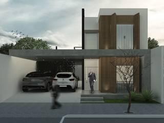 Casa Varanda por Bordin+Braz Arquitetura Moderno