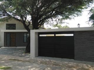 Vivienda PR Casas modernas: Ideas, imágenes y decoración de Goldbrick arquitectura Moderno